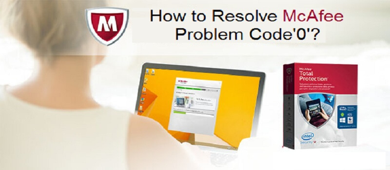 McAfee problem code 0